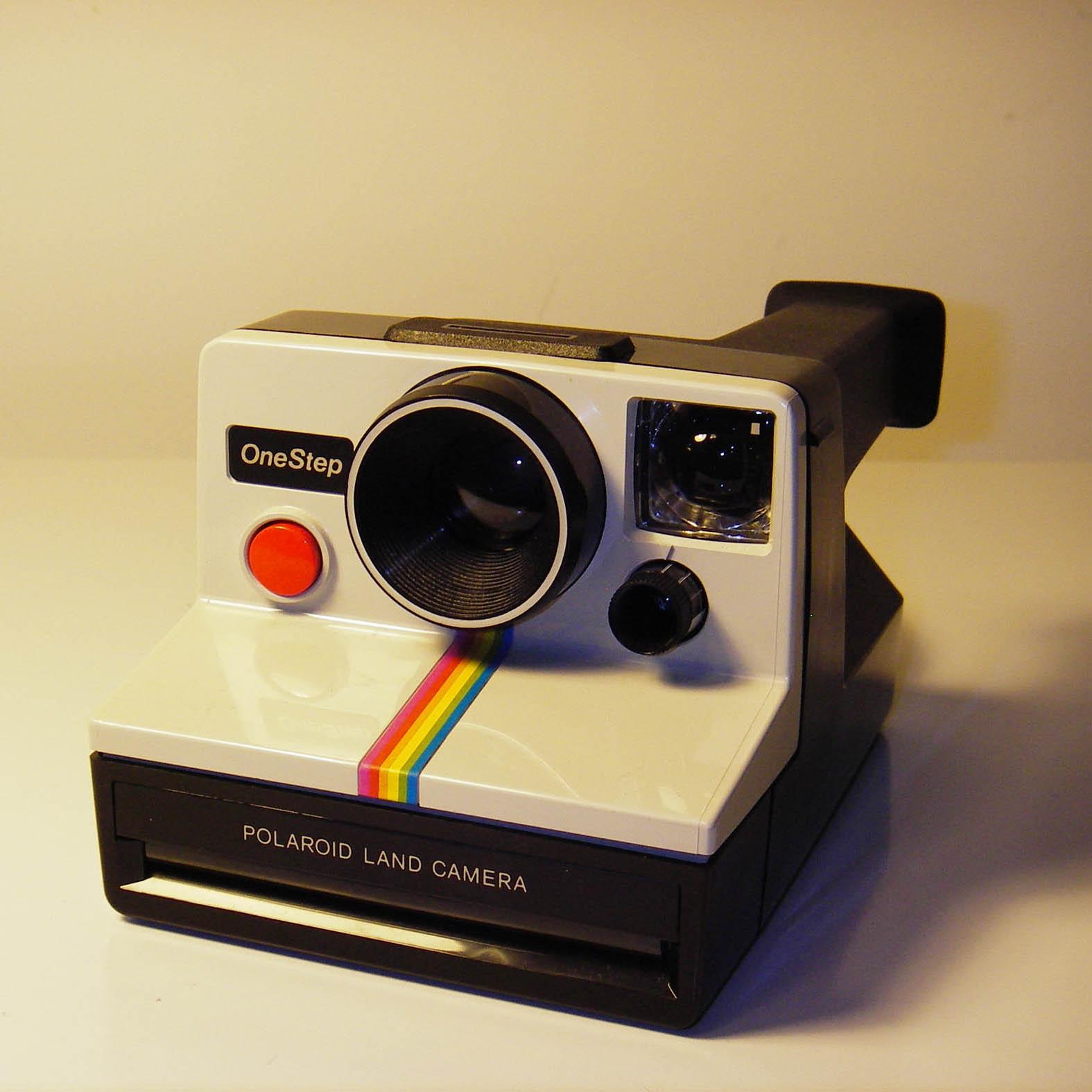 Polaroid OneStep 1 - Fotografia