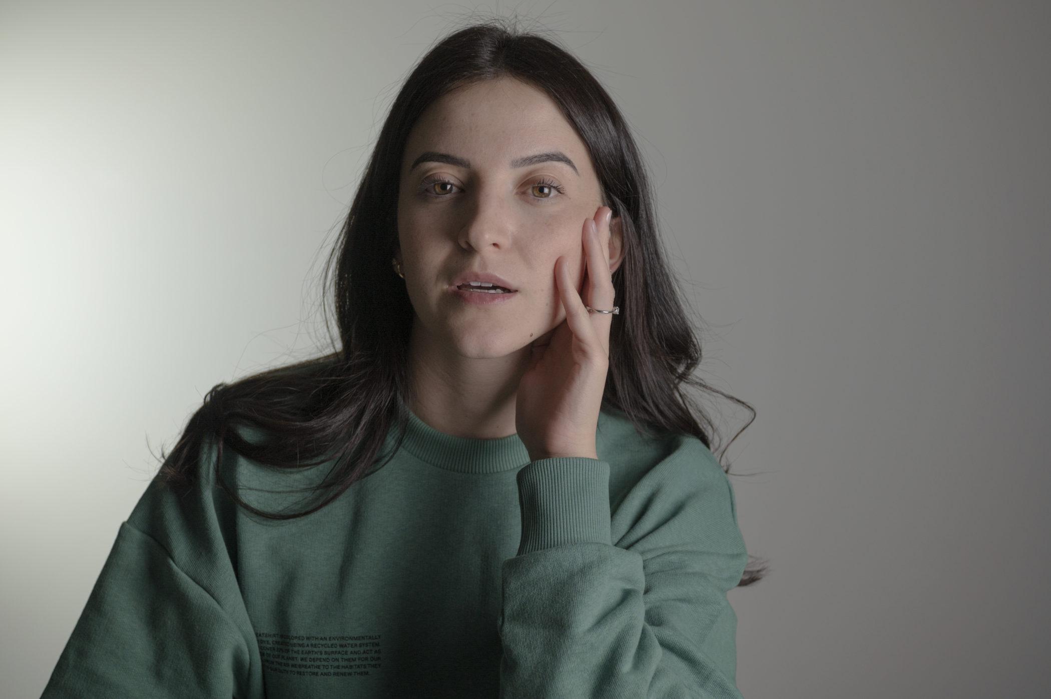 Alessia Tuta verde
