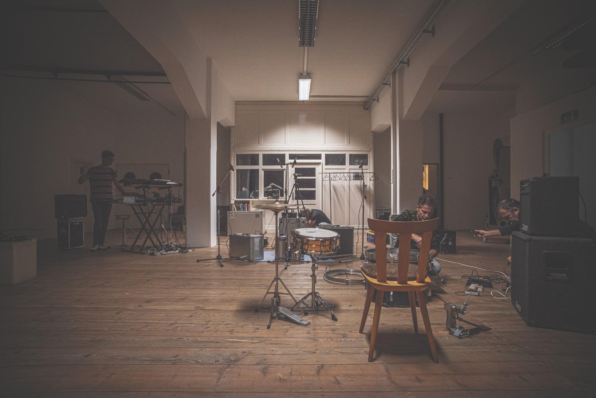 Loft and music