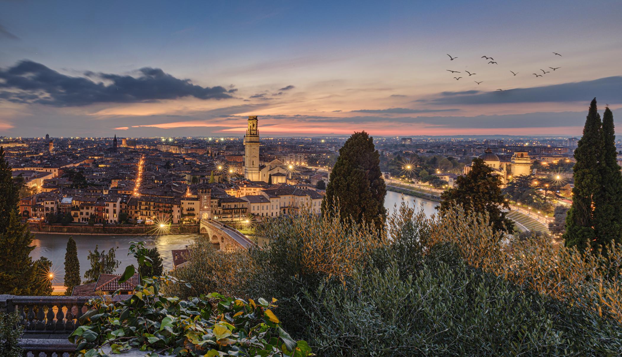 Verona panorama 1 - Verona (VR)