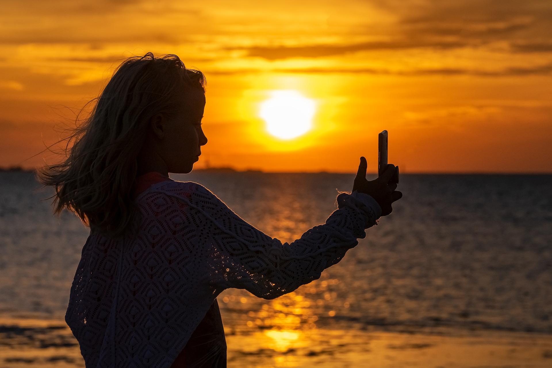 Il selfie perfetto: come scattare fantastiche foto del profilo per i social media