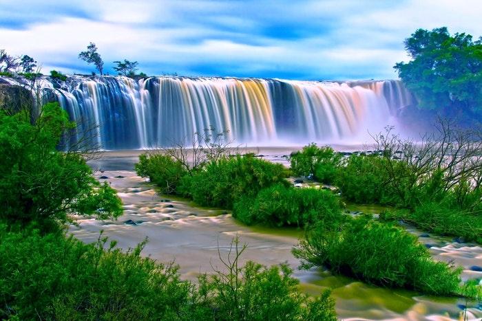 landscape long exposure - Fotografia a lunga esposizione senza filtro ND  blog