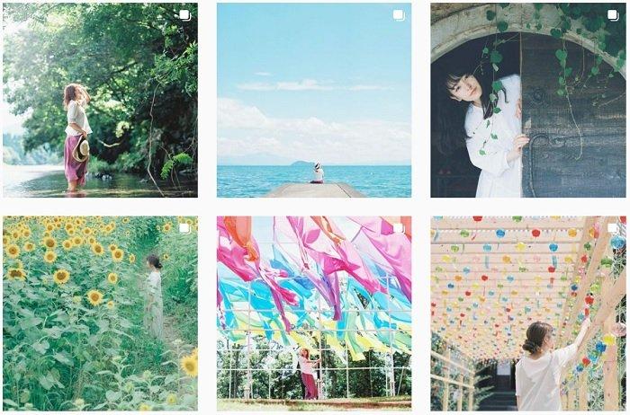 25 best film photographers Masa Nishiyama - 25 fotografi cinematografici più influenti da seguire nel 2022  blog