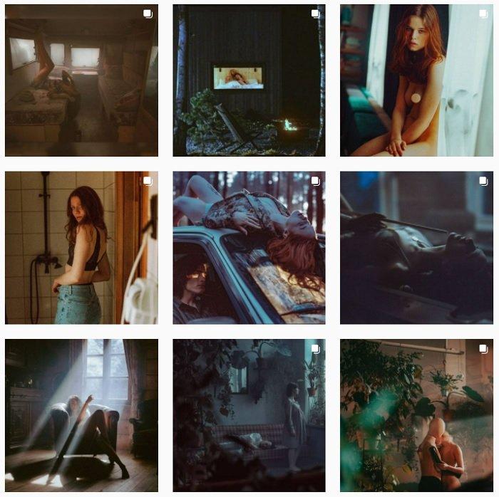 25 best film photographers Mateusz Zurowski - 25 fotografi cinematografici più influenti da seguire nel 2022  blog
