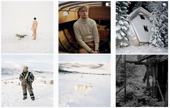 25 best film photographers Peter Holliday - 25 fotografi cinematografici più influenti da seguire nel 2022  blog
