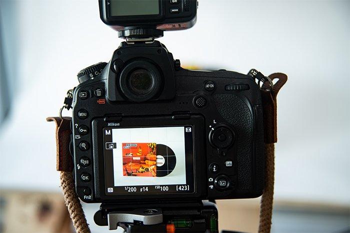 Camera settings - 10 consigli per scattare foto di prodotti Amazon professionali a casa!  blog