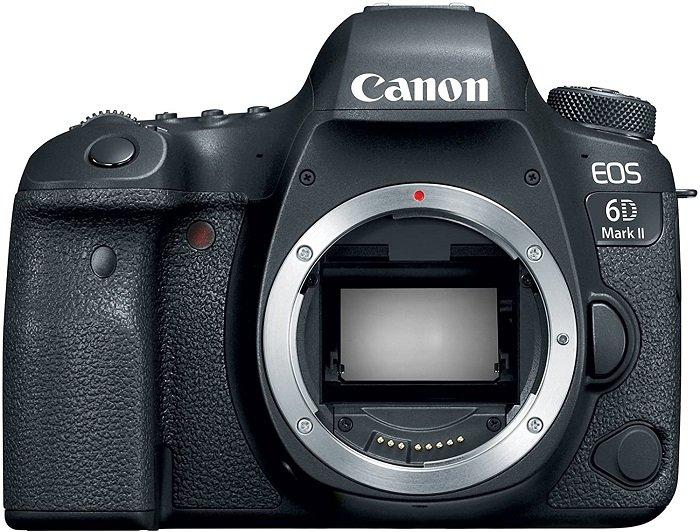 Canon EOS 6D MarkII 3 - 12 migliori fotocamere full frame economiche 2021  blog