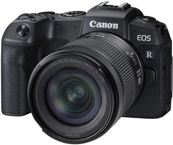Canon EOS RP - 12 migliori fotocamere full frame economiche 2021  blog