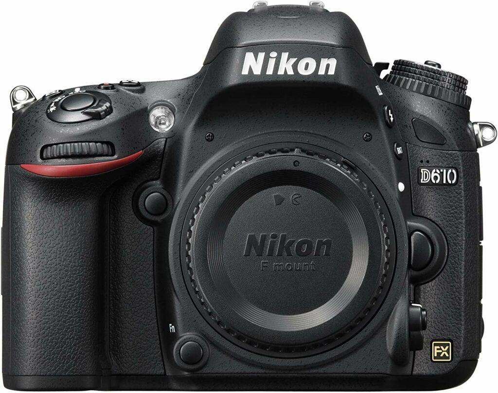 Nikon D610 1024x808 - 12 migliori fotocamere full frame economiche 2021  blog