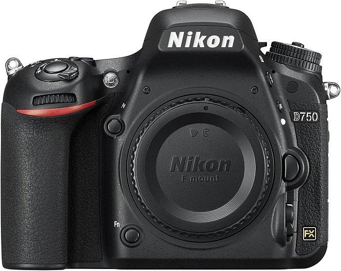 Nikon D750 - 12 migliori fotocamere full frame economiche 2021  blog