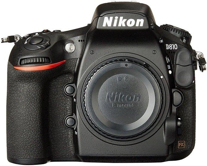 Nikon D810 - 12 migliori fotocamere full frame economiche 2021  blog