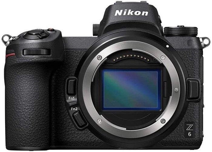 Nikon Z6 Full frame - 12 migliori fotocamere full frame economiche 2021  blog