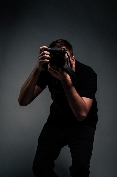 Photographer Colin Lloyd - Fotografo professionista diventarlo con 10 consigli pratici.  blog