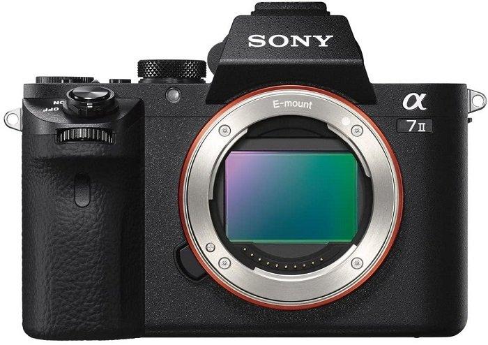 Sony A7 II Bodyonly 1 - 12 migliori fotocamere full frame economiche 2021  blog