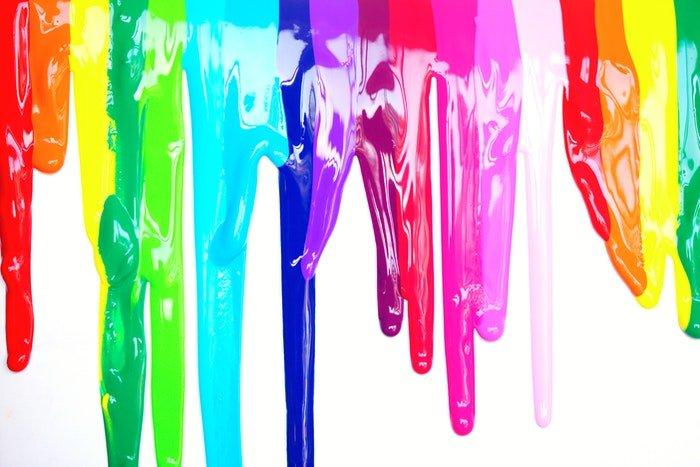 color saturation - Che cos'è la saturazione del colore?  blog