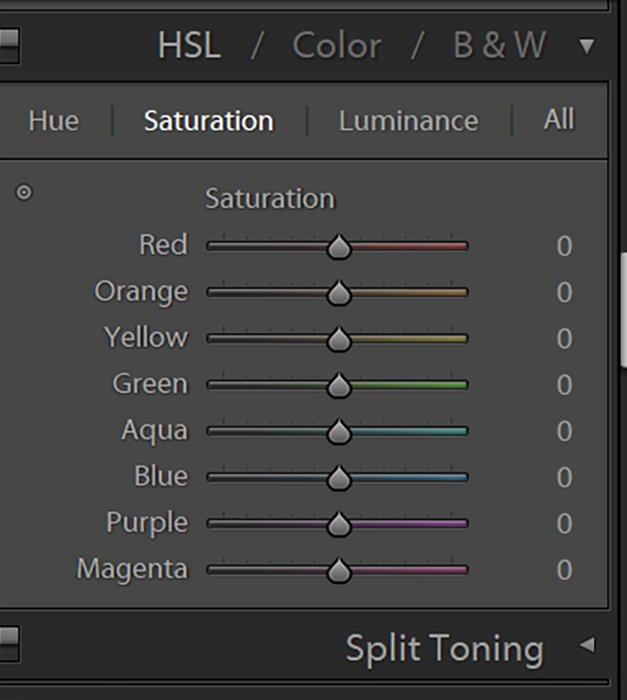 colour saturation - Che cos'è la saturazione del colore?  blog