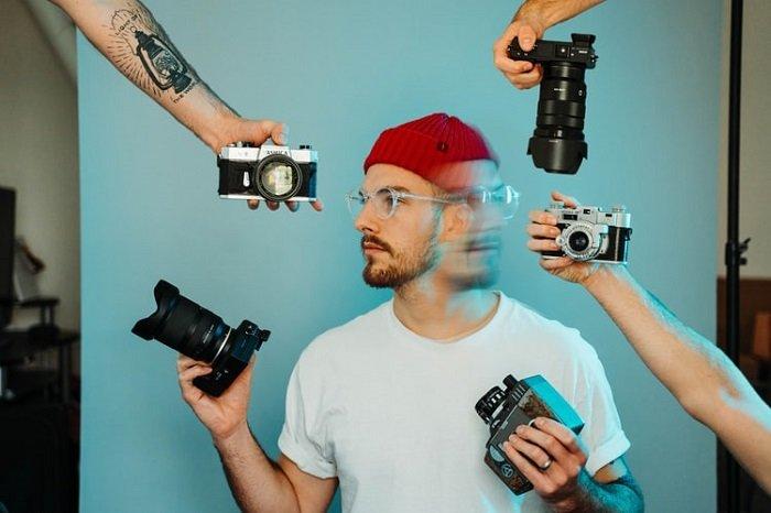come diventare un fotografo professionista - Fotografo professionista diventarlo con 10 consigli pratici.  blog