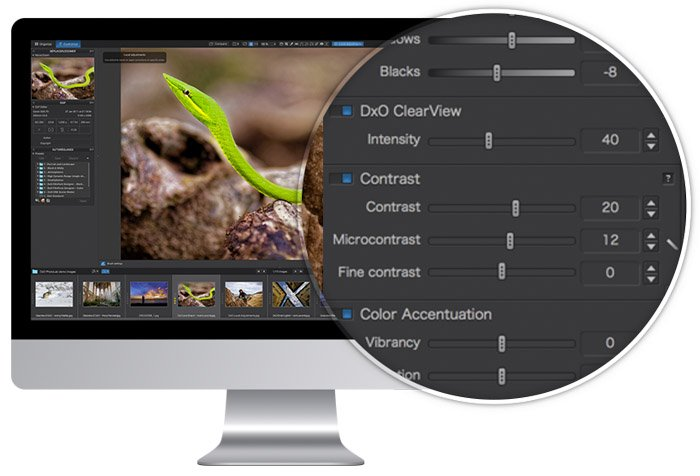 lightroom alternatives DXO 1 - Migliori alternative a Lightroom – RawTherapee | Capture One | DxO | Darktable  blog
