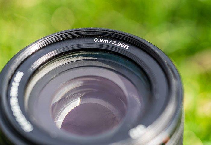 messa a fuoco - Cosa significano i numeri e le lettere sulle lenti delle macchine fotografiche?  blog