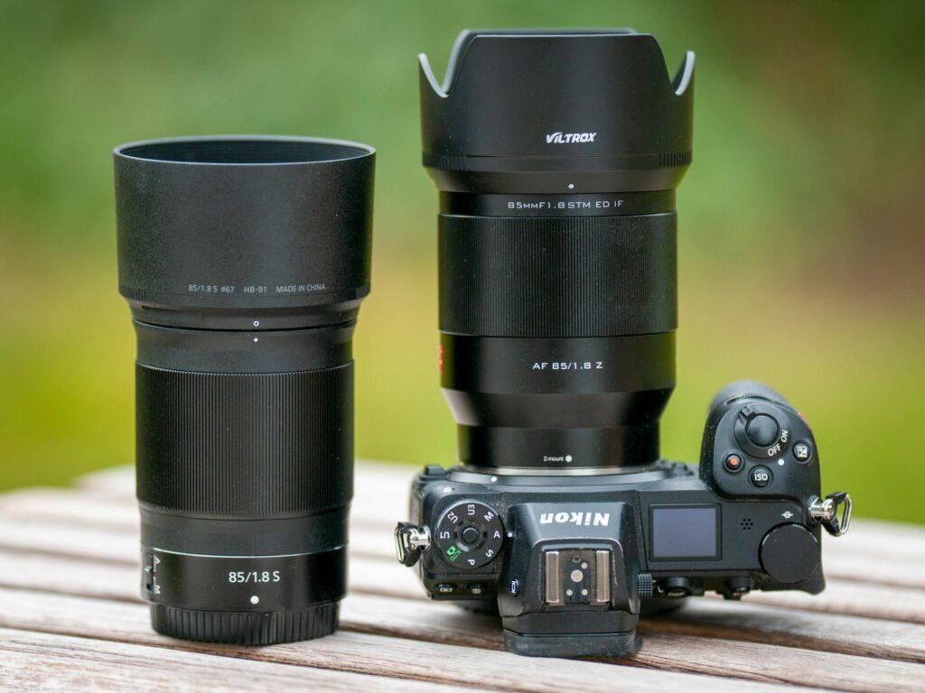 obiettivi nikon  1024x768 - Viltrox 85mm f1.8 recensione  blog