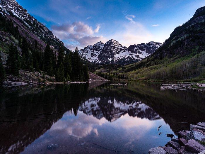 Aspect ratio: Come sceglierla per le foto di paesaggi