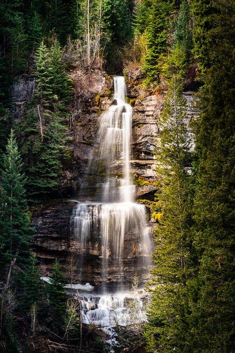 cascata 2 - Aspect ratio: Come sceglierla per le foto di paesaggi  blog