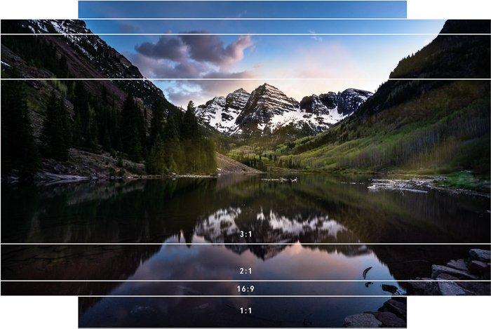 montagna - Aspect ratio: Come sceglierla per le foto di paesaggi  blog